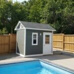 palmerston pool house - Summerwood Products