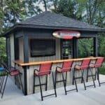 barside summerwood pool house - Summerwood Products