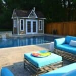 Copper Creek Pool House - Summerwood Products