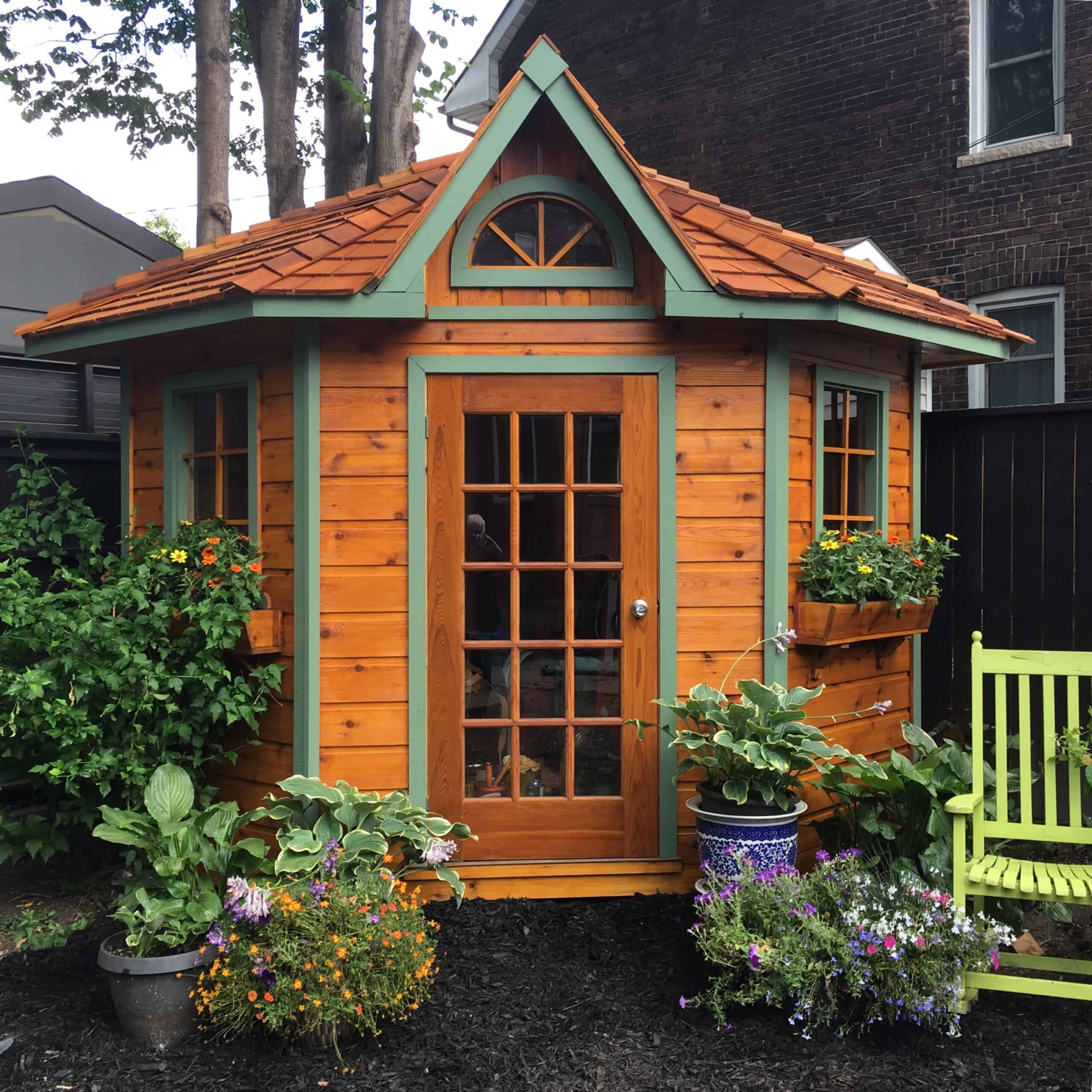 Decorative Items For sheds - Summerwood Products