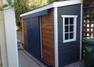 Sarawak Backyard Shed - Summerwood Products