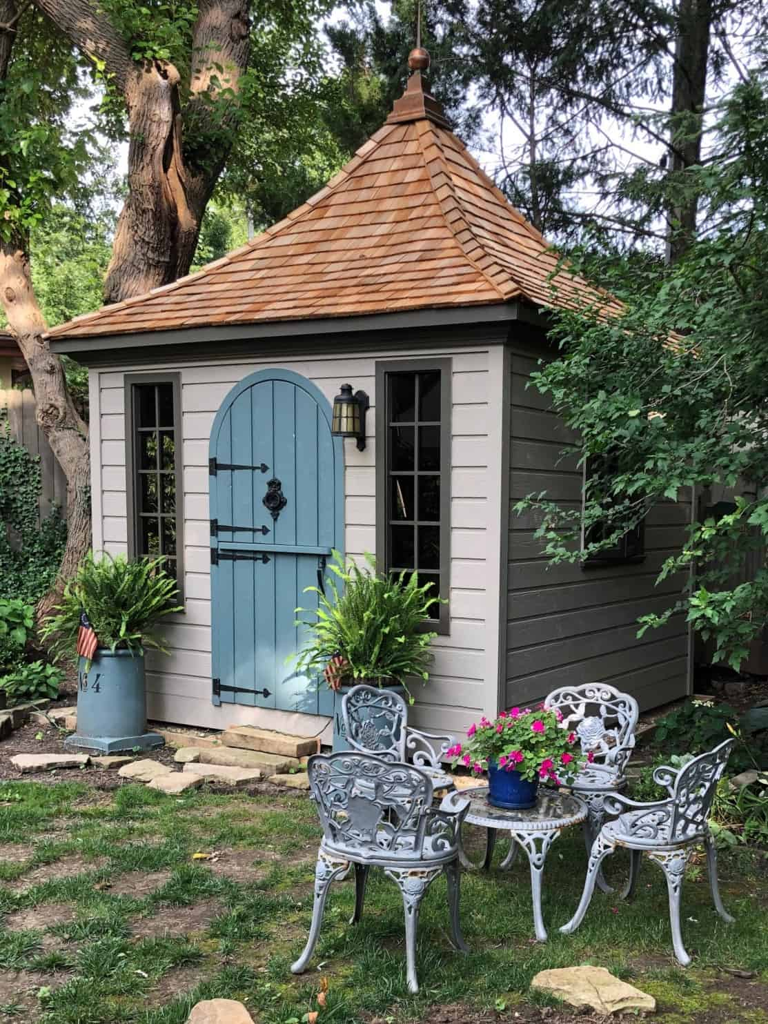Backyard Shed - Summerwood Products