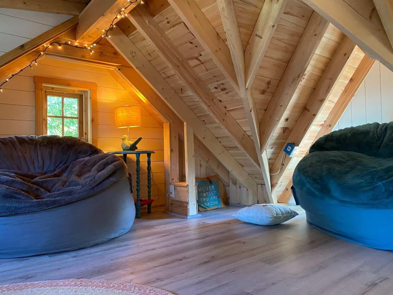 Bala Bunkie Loft Space - Summerwood Products