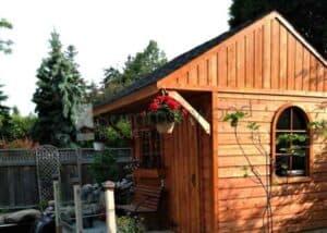 Glen Echo Garden Shed