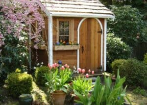 Palmerston Garden Shed - Summerwood Products
