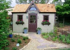 Telluride Garden Shed - Summerwood Products
