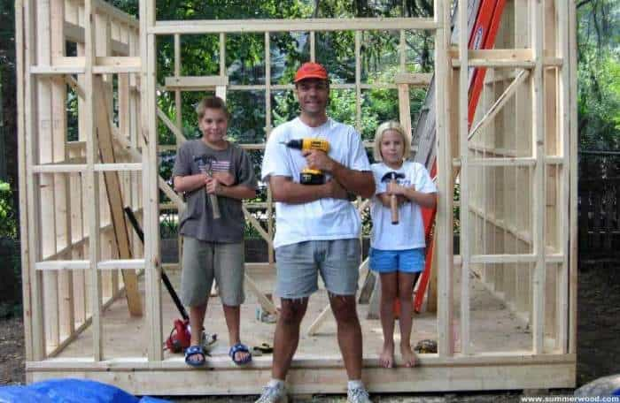 Family Time: Top 10 Advantages Of Involving Kids In Outdoor Projects